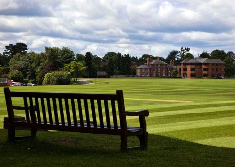 The seat - Shrewsbury School