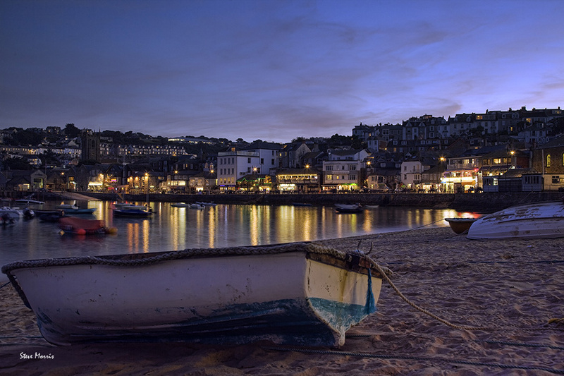 Evening glow - Special St Ives