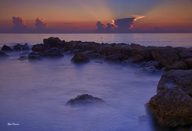Gentle sea - Colours of Paphos