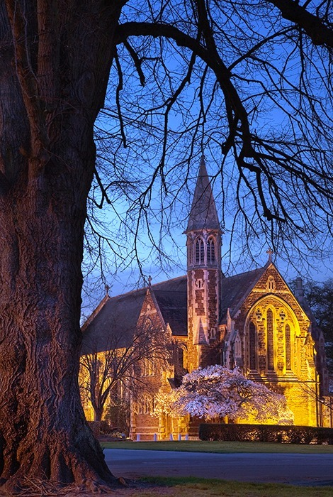 Chapel - Shrewsbury School