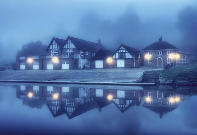 Boathouse - Shrewsbury School