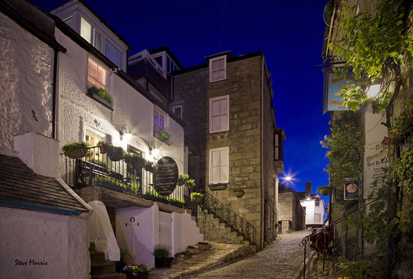 Midnight Anchorage - Special St Ives