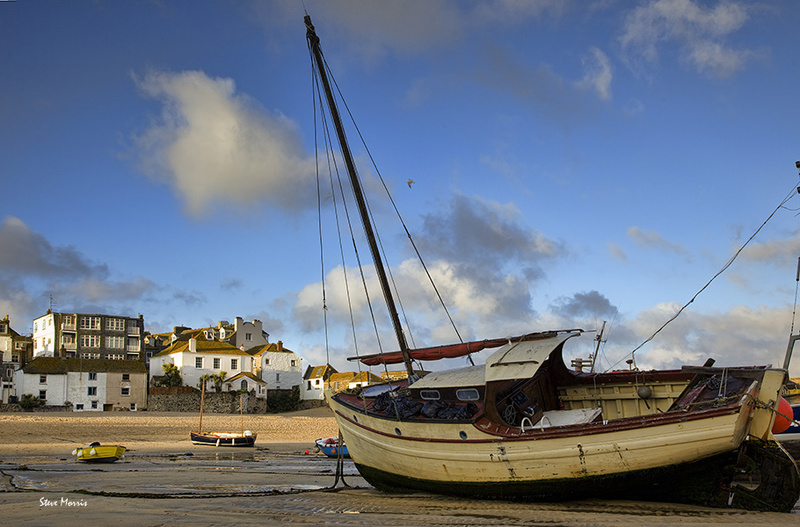 Low tide - Special St Ives