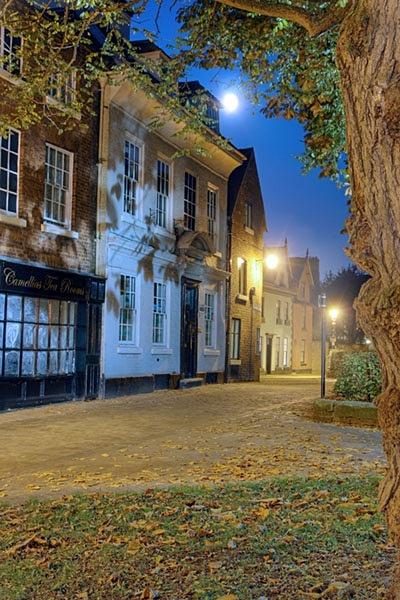 St Alkmunds - Shrewsbury in soft light