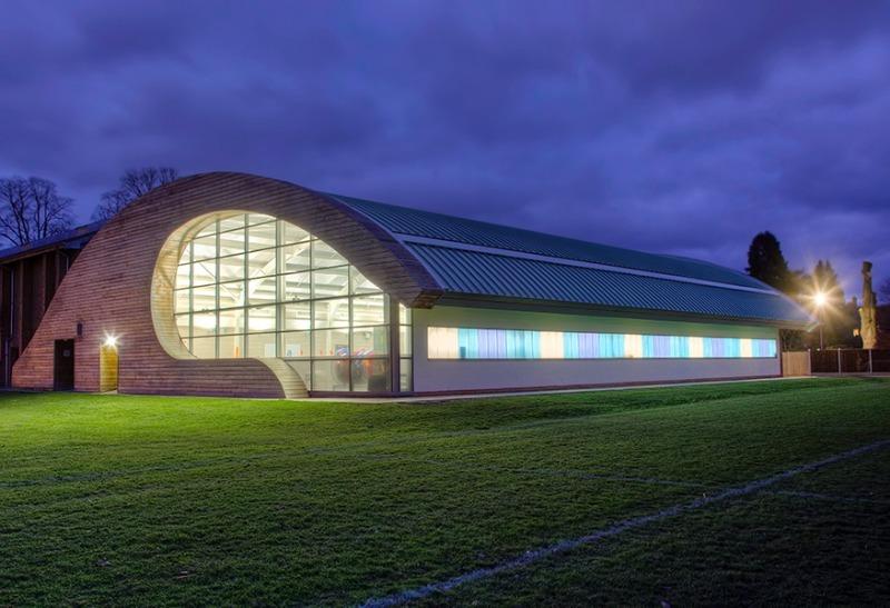 Pool House - Shrewsbury School