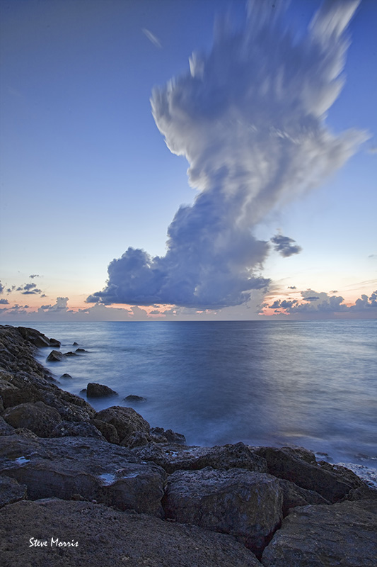 The cloud - Colours of Paphos