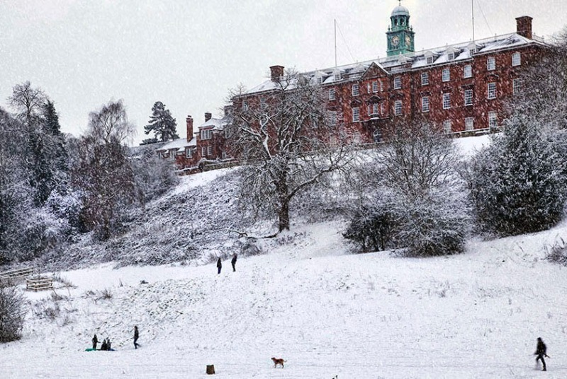 Blizzard - Shrewsbury School