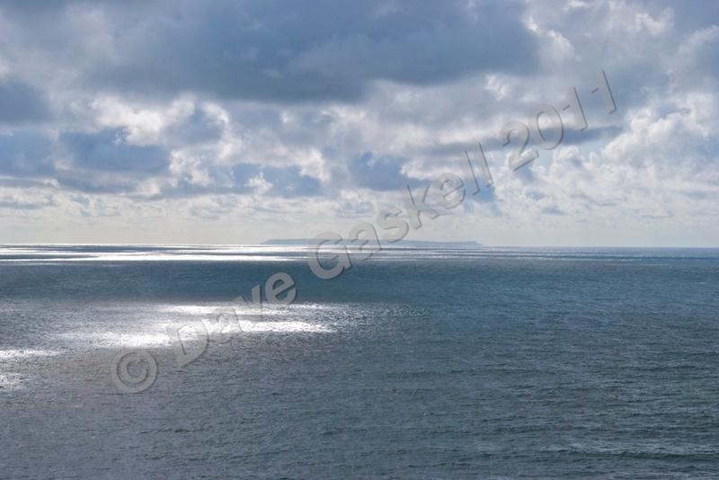 Lundy Island  Storm CloudsDSC_5492 - Devon inc. Lundy Island