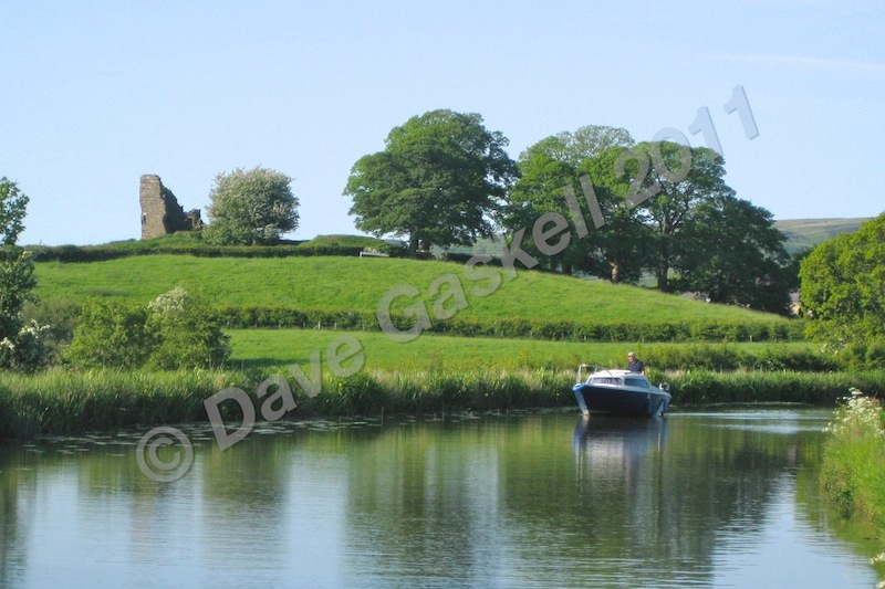IMG_0504 - Version 2 - Greenhalgh Castle - Canal