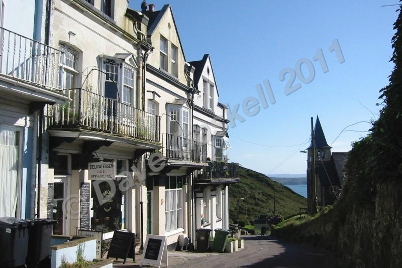 Morte Village IMG_1891 - Devon inc. Lundy Island