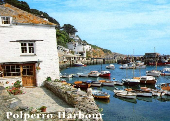 Inner harbour 4 - Photos of Polperro
