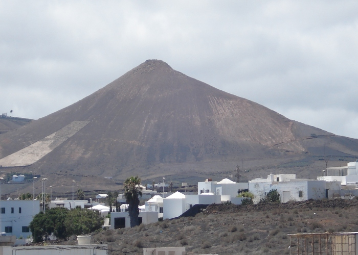 View from landing balcony - Photos of Lanzarote