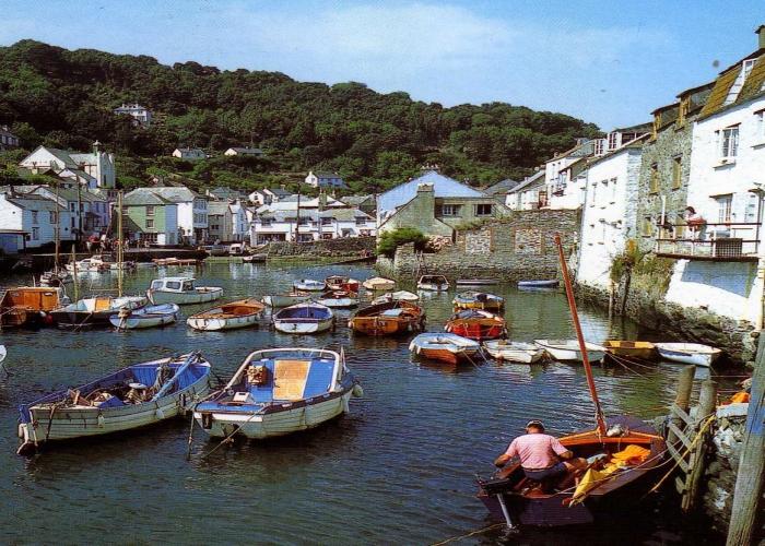 Inner harbour 1 - Photos of Polperro
