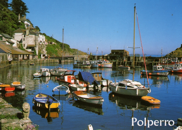 Inner harbour 2 - Photos of Polperro
