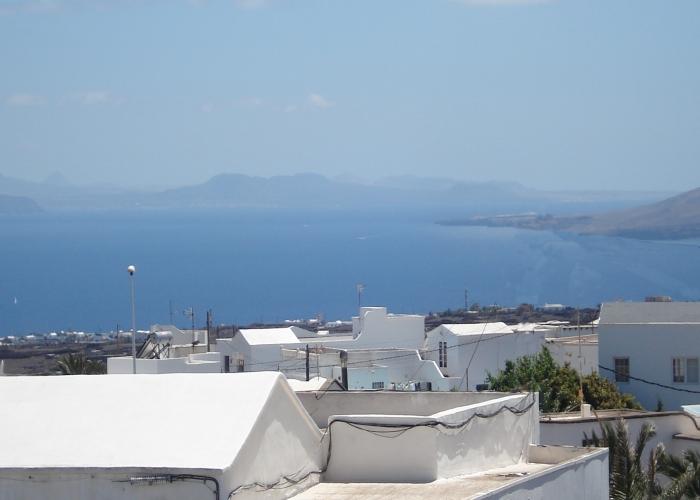 View from bedroom balcony - Photos of Lanzarote