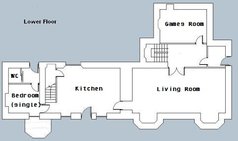 Lower Floor - Floorplans