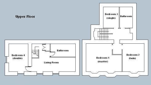 Upper Floor - Floorplans