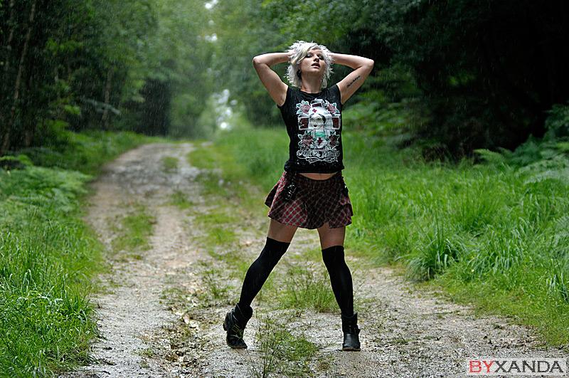 Ruby 02 - Fashion and Beauty Portraits