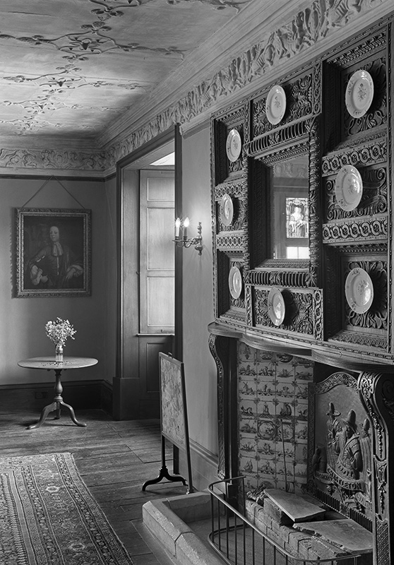 2335 - Chastleton House - Great Parlour - Chastleton House - National Trust