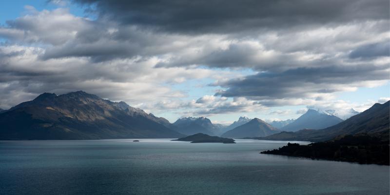 - New Zealand's South Island - 2018