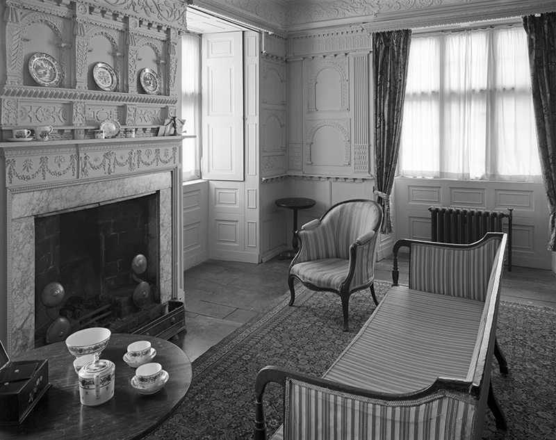 2314 - Chastleton House - White Room - Chastleton House - National Trust