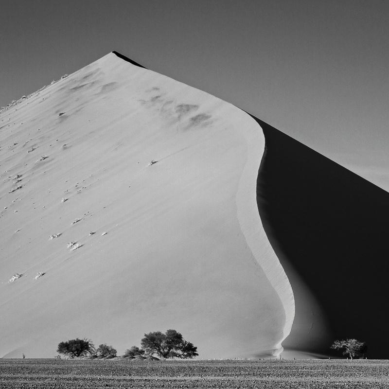 Big Dune - Namib Desert - Namibia - 2014