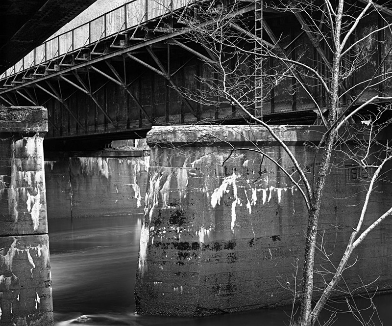 1299 - Lehigh Bridge Supports 3 - USA - 2006 - Pennsylvania