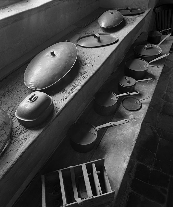 2388 - Chastleton House - Kitchen - Chastleton House - National Trust