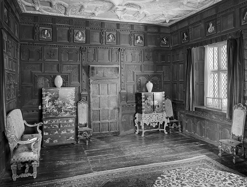 2343 - Chastleton House - Great Chamber - Chastleton House - National Trust