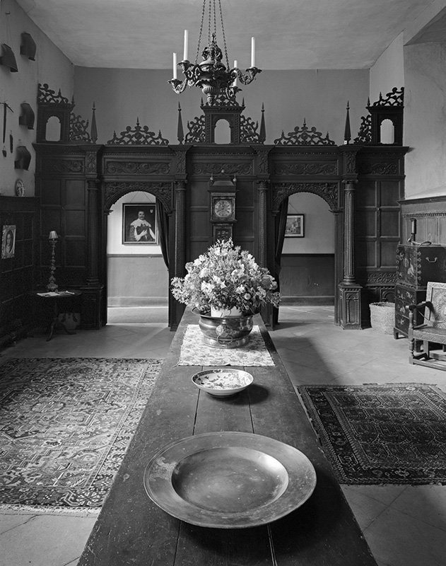 2322 - Chastleton House - The Hall - Chastleton House - National Trust