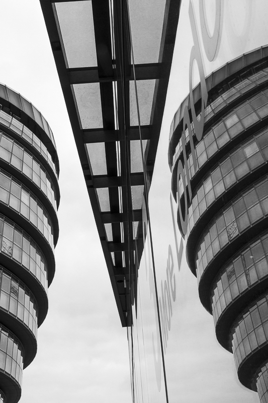 City Hall in 3 More London - London