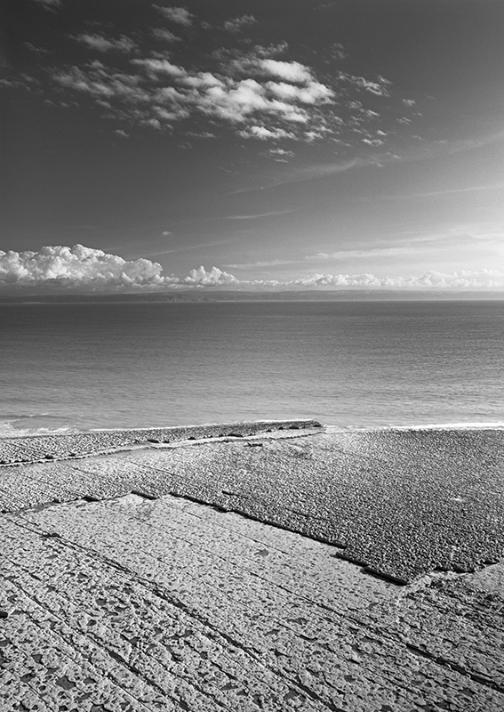 2471 - Across the Bristol Channel to Exmoor from the Glamorgan Coast - Glamorgan Coast