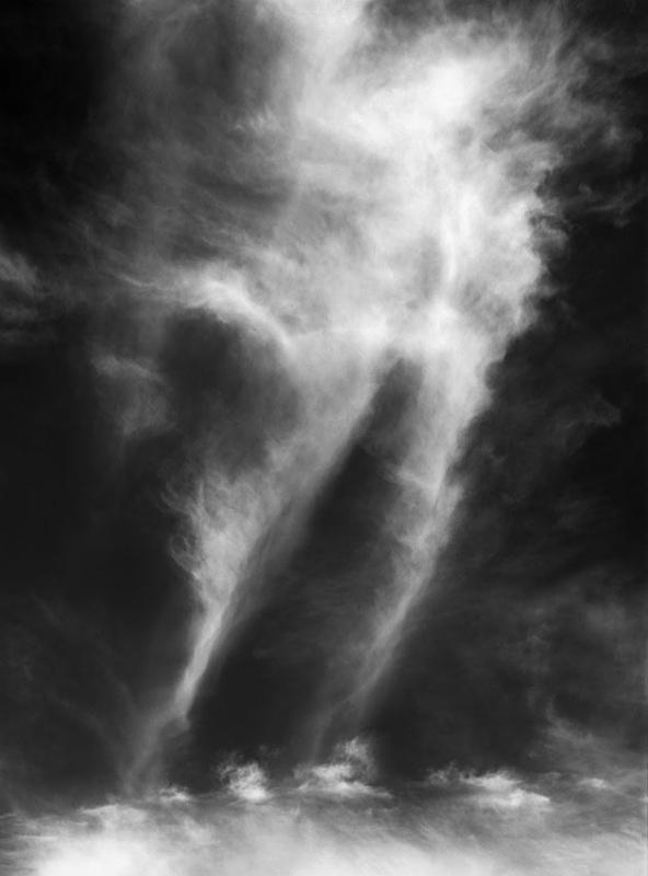 0308 - Clouds over Las Vegas - USA - 1996 to 2004 - Utah, Nevada, New Mexico, Arizona & Colorado