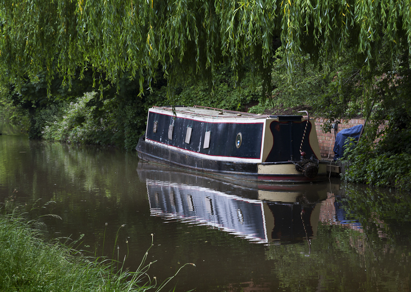 Rest in Peace - Worcester Birmingham Canal