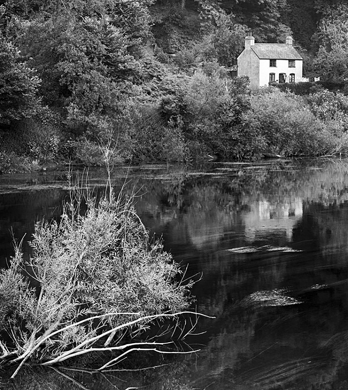 0038 - Wye House - Images from England
