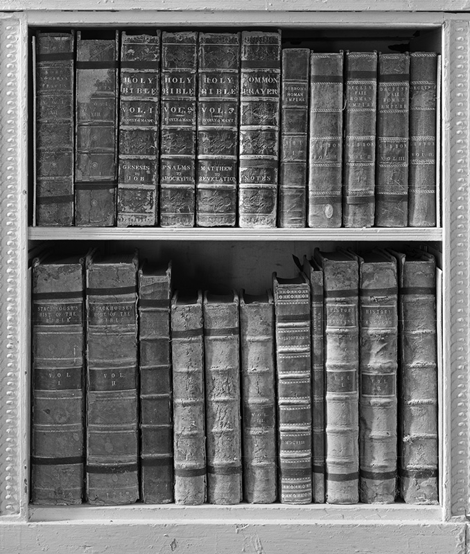 2369 - Chastleton House - Library - Chastleton House - National Trust