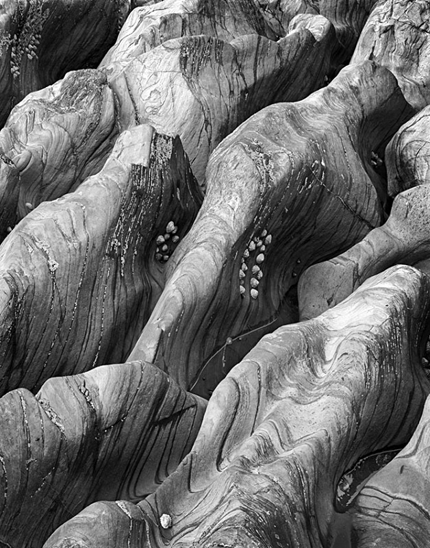 0203 - Portscatho Rocks - Images from England