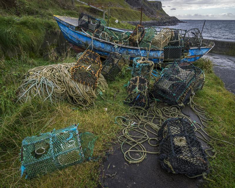 A Mess of Pots - Isle of Skye - 2017