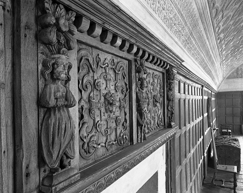 2418 - Chastleton House - Long Gallery - Chastleton House - National Trust
