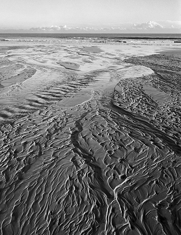 2003 - Bamburgh Beach - Images from England
