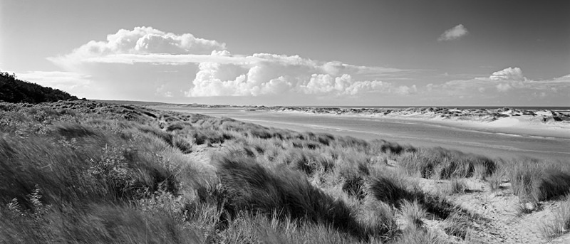 1554 - Holkham Clouds 1 - Images from England
