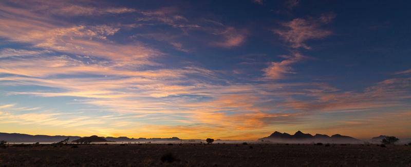 Namib Dawn - Namibia - 2014