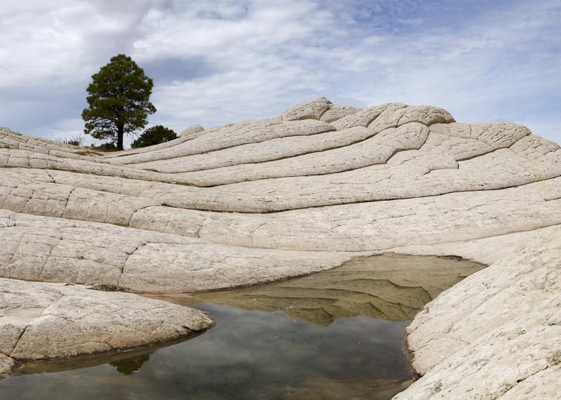 Pool - White Pocket - USA - 2011 - Arizona, New Mexico, Colorado, Utah