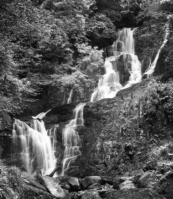 1274 - Torc Falls - Images from Ireland