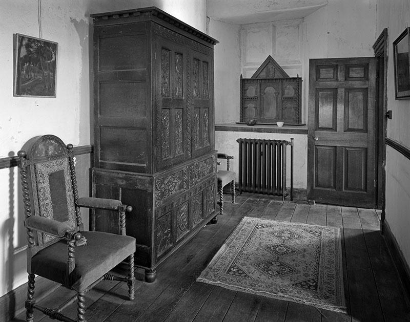 2401 - Chastleton House - West Corridor - Chastleton House - National Trust