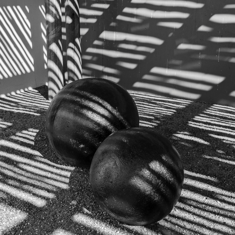 Sossusvlei Balls - Namibia - 2014