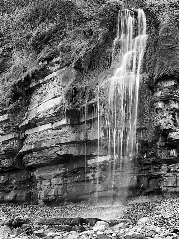 0813 - Kilve Falls 3 - Images from England