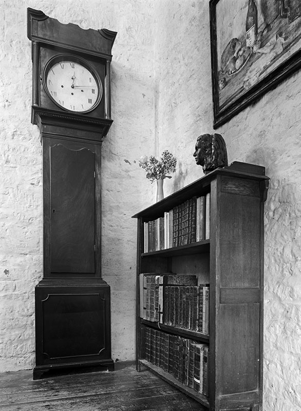 2378 - Chastleton House - West Staircase - Chastleton House - National Trust