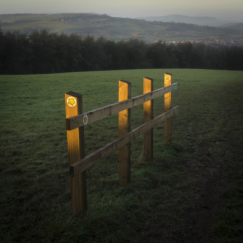 Day 9 - Four Poster - The Cotswold Way - 2017/8
