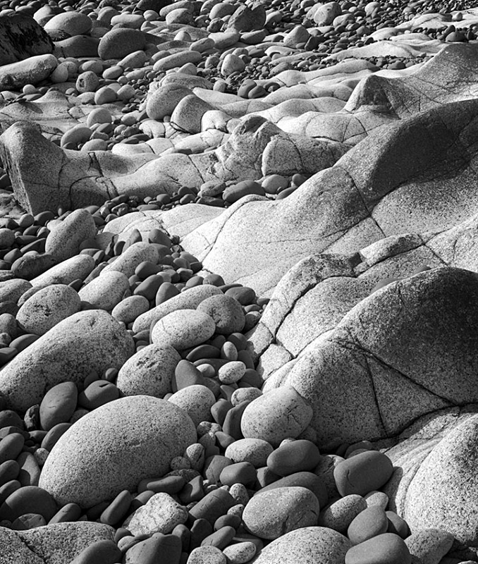0439 - Boulder Beach - Images from England